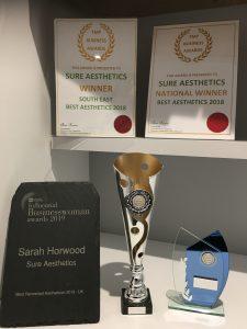 Best Aesthetics Clinic Awards