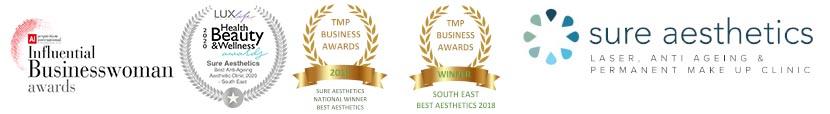 Award Winning Aesthetics Clinic Surrey & Sussex. Laser, anti ageing
